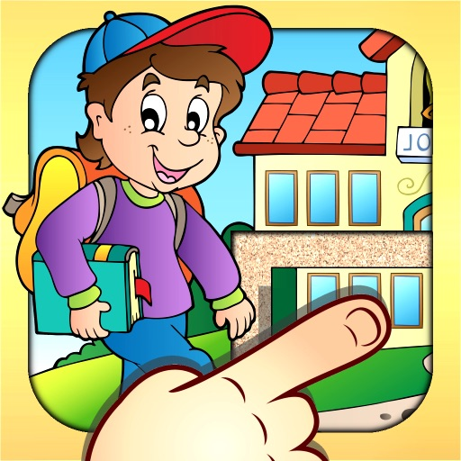 Activity Puzzle For Kids 4 iOS App
