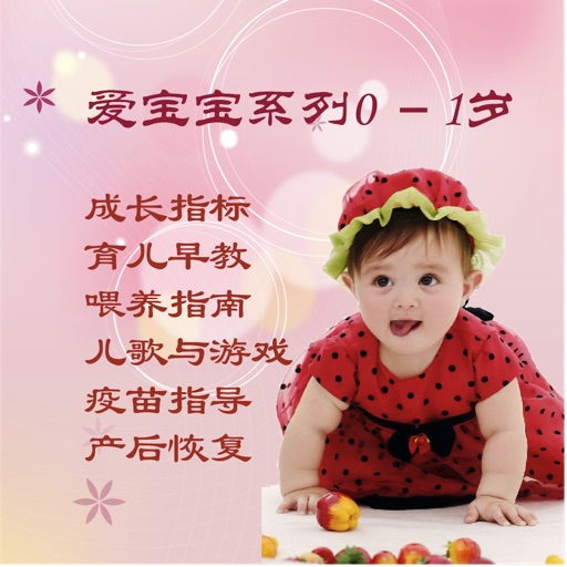 BabyParentingAndEarlierEducation(0-1Years Old) iOS App