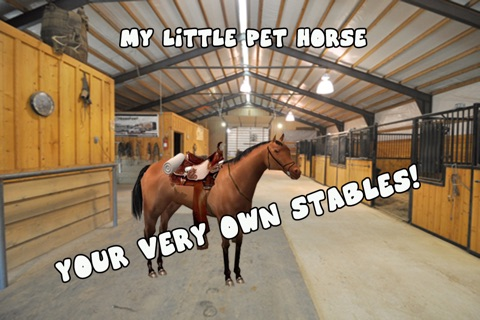 A Little Pet Horse screenshot 2