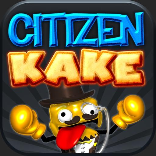 Citizen Kake: A Trouble in Tin Town Adventure iOS App