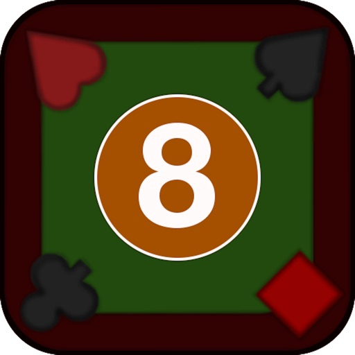 Crazy Eights Free iOS App