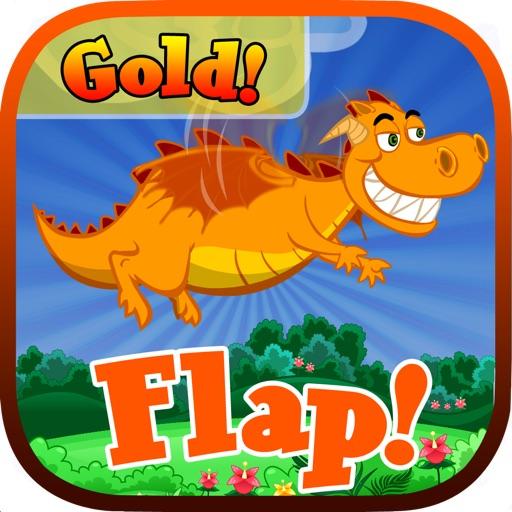 Flap! GE - Flappy Dragon iOS App