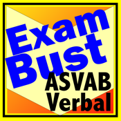 ASVAB Verbal Prep Flashcards Exambusters