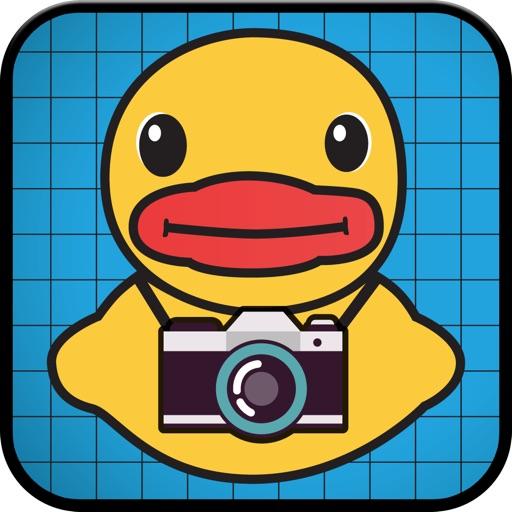 鸭子照相机