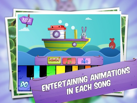 My First Accordion HD for Kids screenshot 3