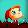 Wisdom Edition AS - Little Red Running Hood - A Game by Pickatale artwork