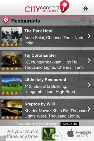City Connect Chennai screenshot 3