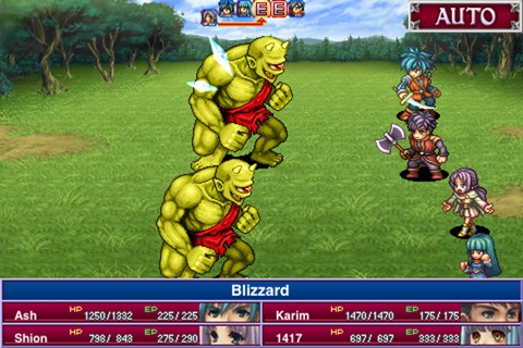 RPG Alphadia screenshot 4