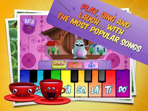 My First Accordion HD for Kids screenshot 4