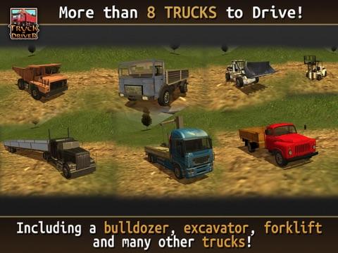 Скачать Truck Driver 3D