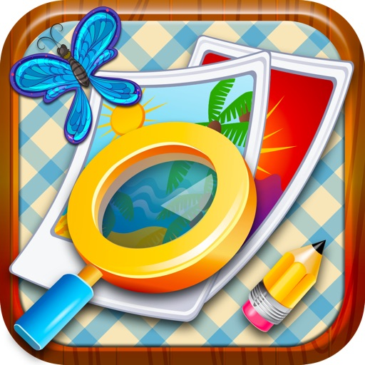 Find it - Look out for secret hidden objects iOS App