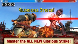 Screenshots of Blood & Glory 2: Legend for iPhone