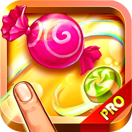 糖果匹配HD:Action Candy Matching Game HD Pro