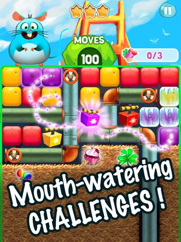Screenshots of Fruit Mania™ for iPad