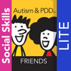 Autism & PDD Picture Stories & Language Activities Social Skills with Friends LITE