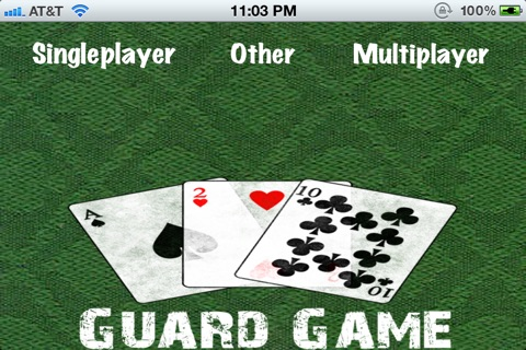 Guard Game screenshot 1
