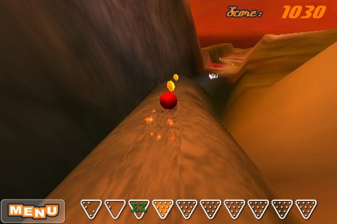 Downhill Bowling screenshot 3
