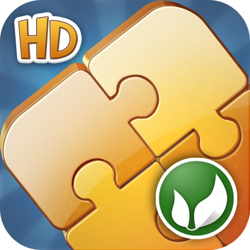 Art Puzzles HD iOS App