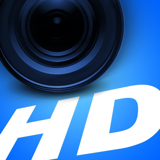 Camcorder HD with Manual Focus Control for Filmmakers iOS App