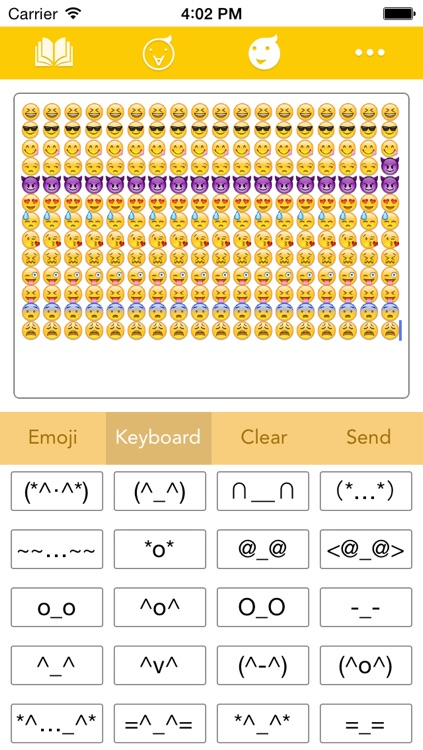 Emoji Text For Messagetextingsms Cool Fontscharacters Symbols
