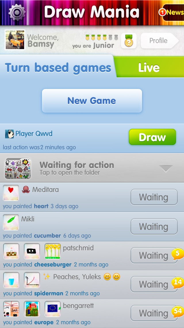 Draw Mania screenshot1