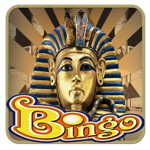 Pyramid Bingo of Egypt - Daubs of Egyptian Bliss iOS App