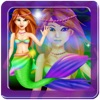 My Mermaid Dress Up World - A Little Salon Game For Girls FREE