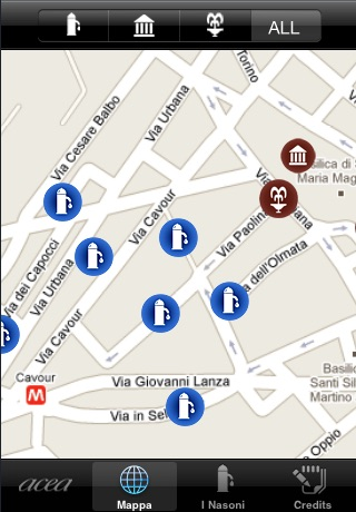 Acea - Acqua a Roma screenshot 2