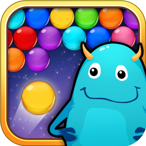 Bubble Monsters iOS App