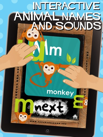 abc First Step - Letters & Sounds for iPad screenshot 3
