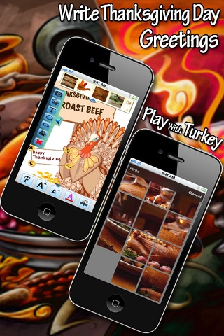 Thanksgiving Wallpapers screenshot 2