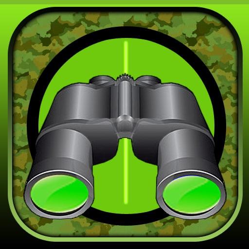 Military Night Vision - ATN - Lens - Binoculars iOS App