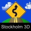 Stockholm 3D Offline Map icon