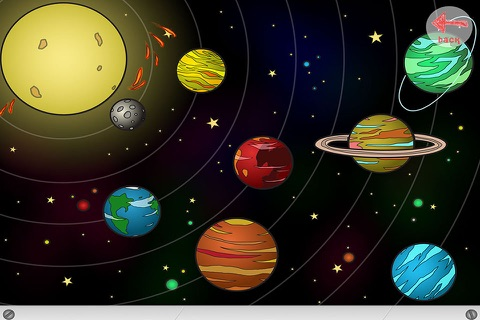 Star Puzzle for Kids (Outer Space, Galaxy & Aliens) screenshot 3
