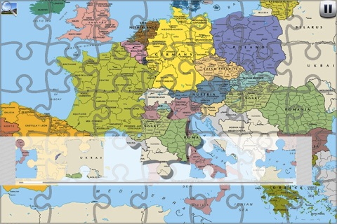 World Map Puzzle Jigsaw on the App Store