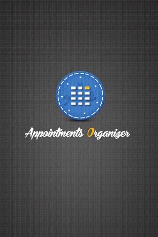 Appointments Organizer screenshot 1