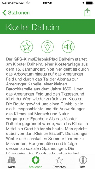 Dalheim Screenshot