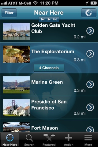 HearPlanet (Lite): Audio Guide to the World screenshot 3