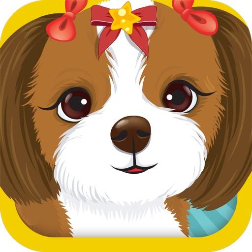 Dog Salon : Bath,Hair Spa, Makeover & Dressup iOS App