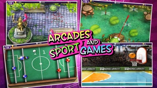 Screenshot of 101-in-1 Games HD1