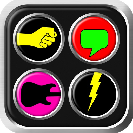 Big Button Box 2 - funny sounds, sound effects buttons, pro fx soundboard, fun games board, scary music, annoying fart noises, jokes, super cool dj effect, cat, dog & cartoon fx