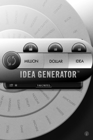 Idea Generator screenshot 2