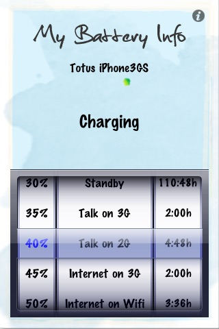 My Battery Info screenshot 3