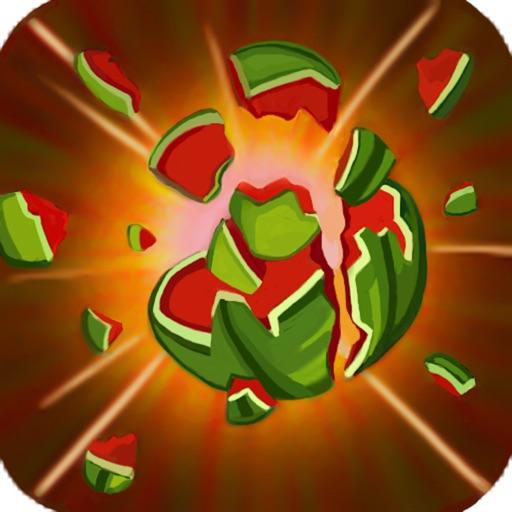 水果粉碎机 Fruit Smasher!【打水果游戏】