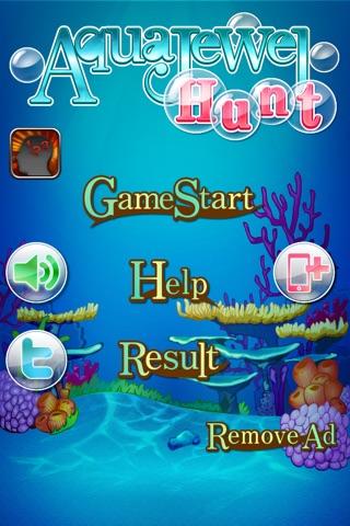 Aqua Jewel Huntのスクリーンショット5