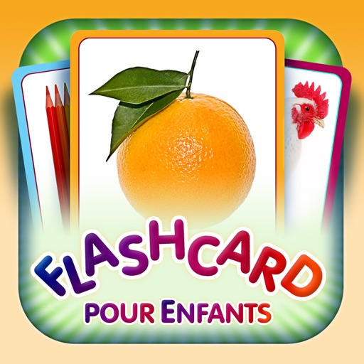 French Flashcards for Kids and logic game «Find a Picture» iOS App