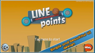 Screenshot #6 for Line Points - Challenge your coordination
