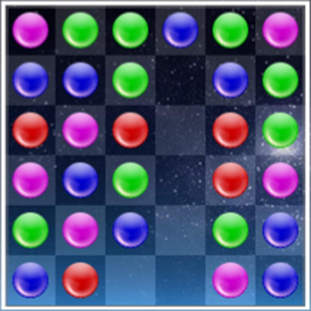 !Тетрашарики - простая игра для взрослых и детей. HD