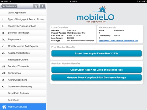 mobileLO screenshot 4