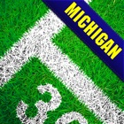 Michigan College Football Scores icon